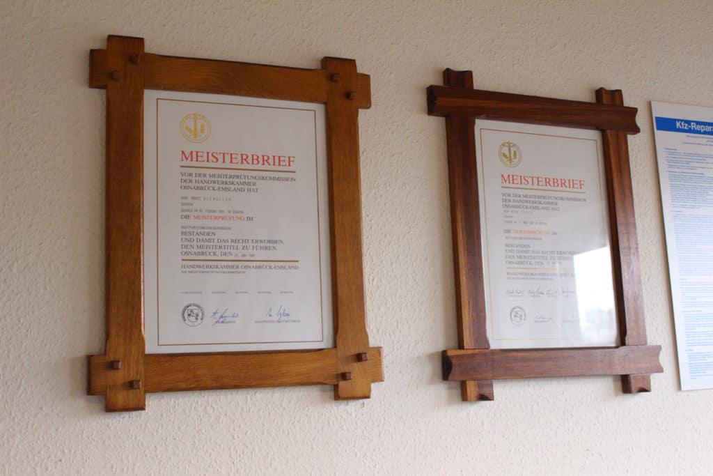 KFZ Meisterwerkstatt